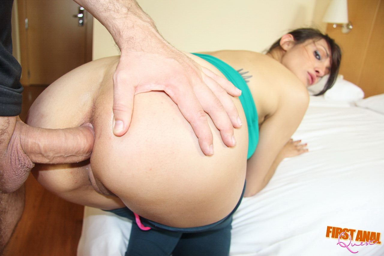 Naked sex anal spanish — photo 12